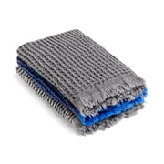 Hay - Waffle Guest Towel 70 x 50 cm, blue