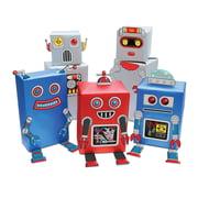 Luckies - Robot gift wrap