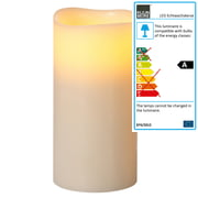 Klein & More - LED Real Wax Candle