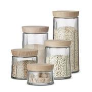 Rosendahl - Grand Cru Storage Jars with Wooden Lid