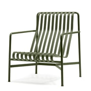 Hay - Palissade lounge chair high