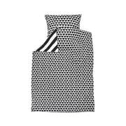 byGraziela - Reversible Children's Bed Linen Hearts