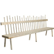 Freeline - Broomstik Garden Bench