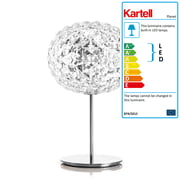 Kartell - Planet LED Table Lamp with Base