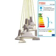Established & Sons - Torch Light Bunch Pendant Lamp