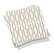 Vitra - Paper Napkin Broken Lines 40 x 40