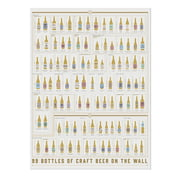 Pop Chart Lab - 99 Bottles of Craft Beer