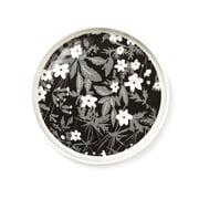 Design Letters - AJ Vintage Flowers Snack Plate