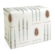 pleased to meet - Feathers Wrapping Paper