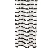 ferm Living - Half Moon Shower Curtain