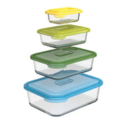 Joseph Joseph - Nest Glass Storage Set (4-Piece)