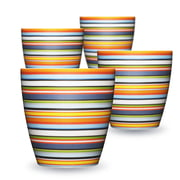 Iittala - Origo (orange striped)