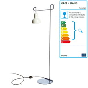 Made by Hand - Porcelight F133 Floor Lamp
