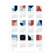 Snug.studio - snug.geo Wall Calendar