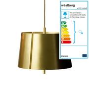 Wästberg - Lindvall Pendant Lamp w124