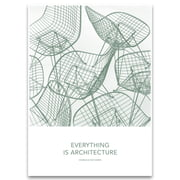 Vitra - Eames Quotes Poster