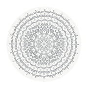 Vitra - Linen Tablecloth Lace Ø 170 cm