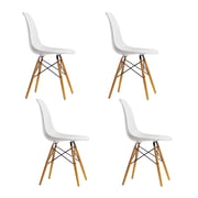 Vitra Eames Plastic Chairs Connox