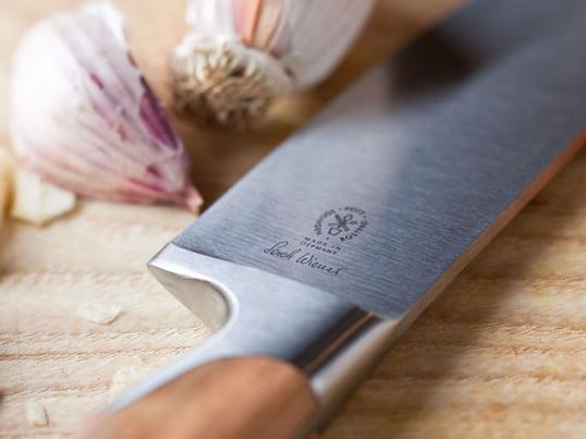 Banner: Kitchen knives