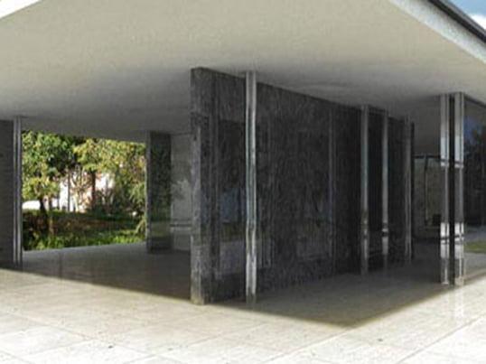 Topic - The Barcelona-Pavillon