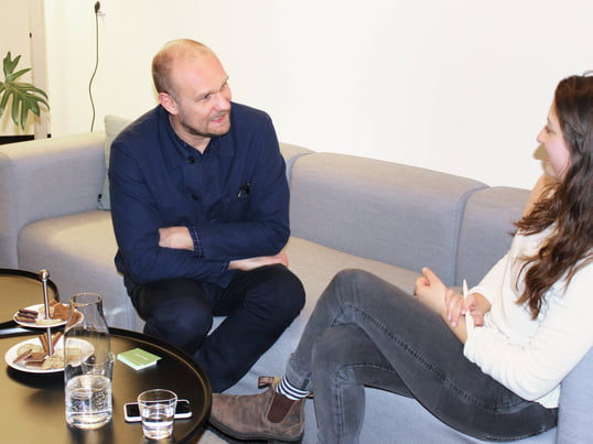In spring 2017, Rolf Hay came to visit Connox. We interviewed him and asked him how he founded Hay and what drives him.
