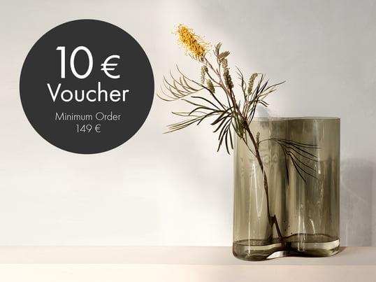 Connox Voucher - 10 € / 80 €