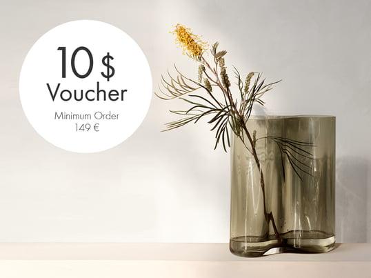 Connox Voucher - $10 / $80