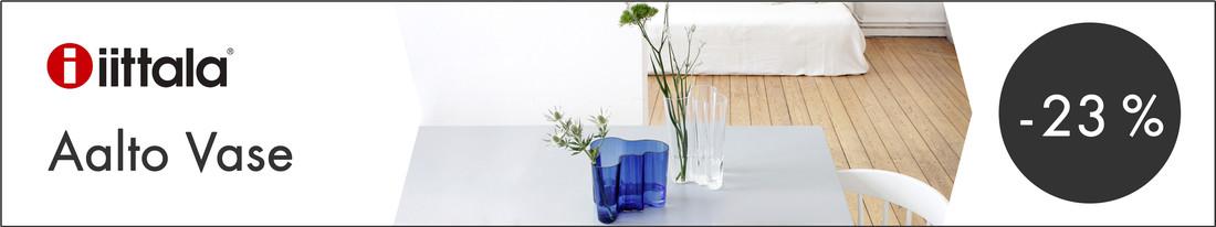 Kategoriebanner: Iittala Aalto Vase 160 mm