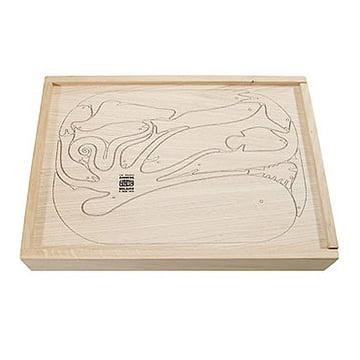 "Wooden Puzzle ""Sedici Pesci"""