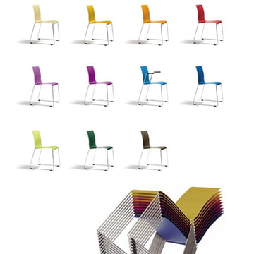 Sting 030 chair, special colours