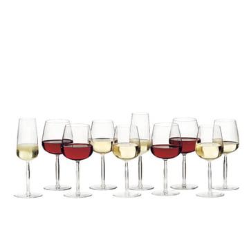 Senta-Glasserie von Alfredo Häberli für Iittala