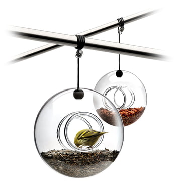 Eva Solo - Bird Feeder, duo with bird food and bird