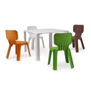Magis Me Too - Alma children's chair and Linus table
