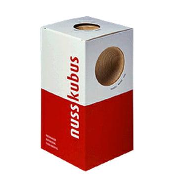 siebensachen - Nusskubus Nussknacker, packaging