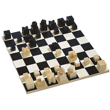 Bauhaus Chess Set