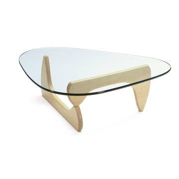 Vitra - Coffee Table in maple