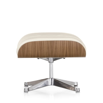 Vitra - Ottman - walnut in white