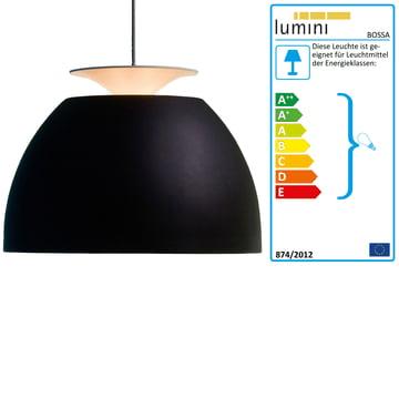 Bossa pendant lamp, black