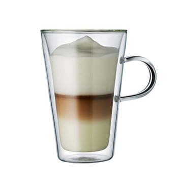 Bodum CANTEEN Glass with handle - 0.4l (set of 2)