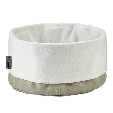 bread bag, sand/ white