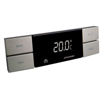 Interior thermometer