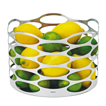 Embrace Fruits Basket, 17 x 23 cm - satin polished