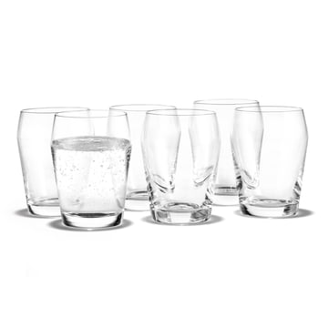 Perfection water glass, 15cl