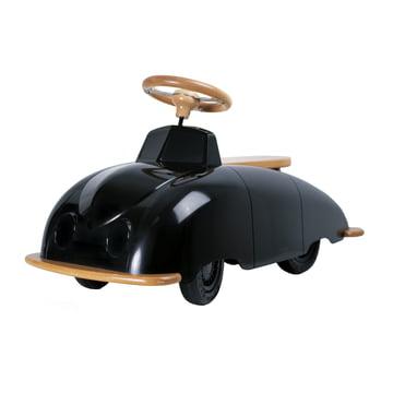 Roadster SAAB Car – black / nature