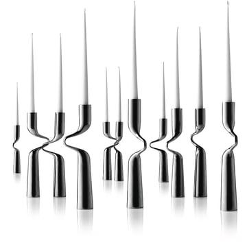 Menu - Double, double Candlestick, group