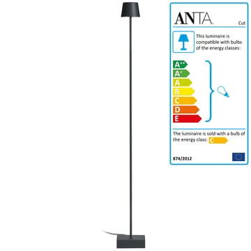 Anta Cut Floor Lamp