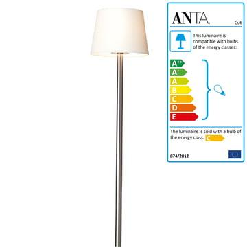 Cut Floor Lamp