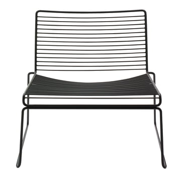 Hay Hee Lounge Chair in black