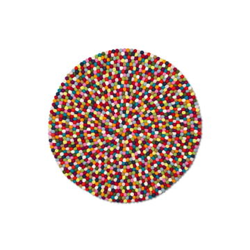 Hay Pinocchio carpet multi colour, 90 cm