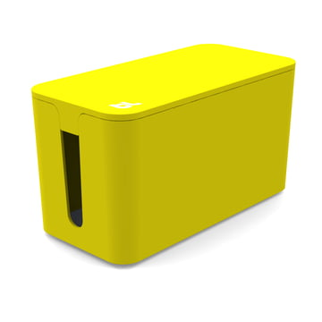 Bluelounge CableBox Mini - yellow